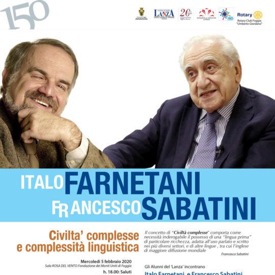 Manifesto Farnetani Sabatini